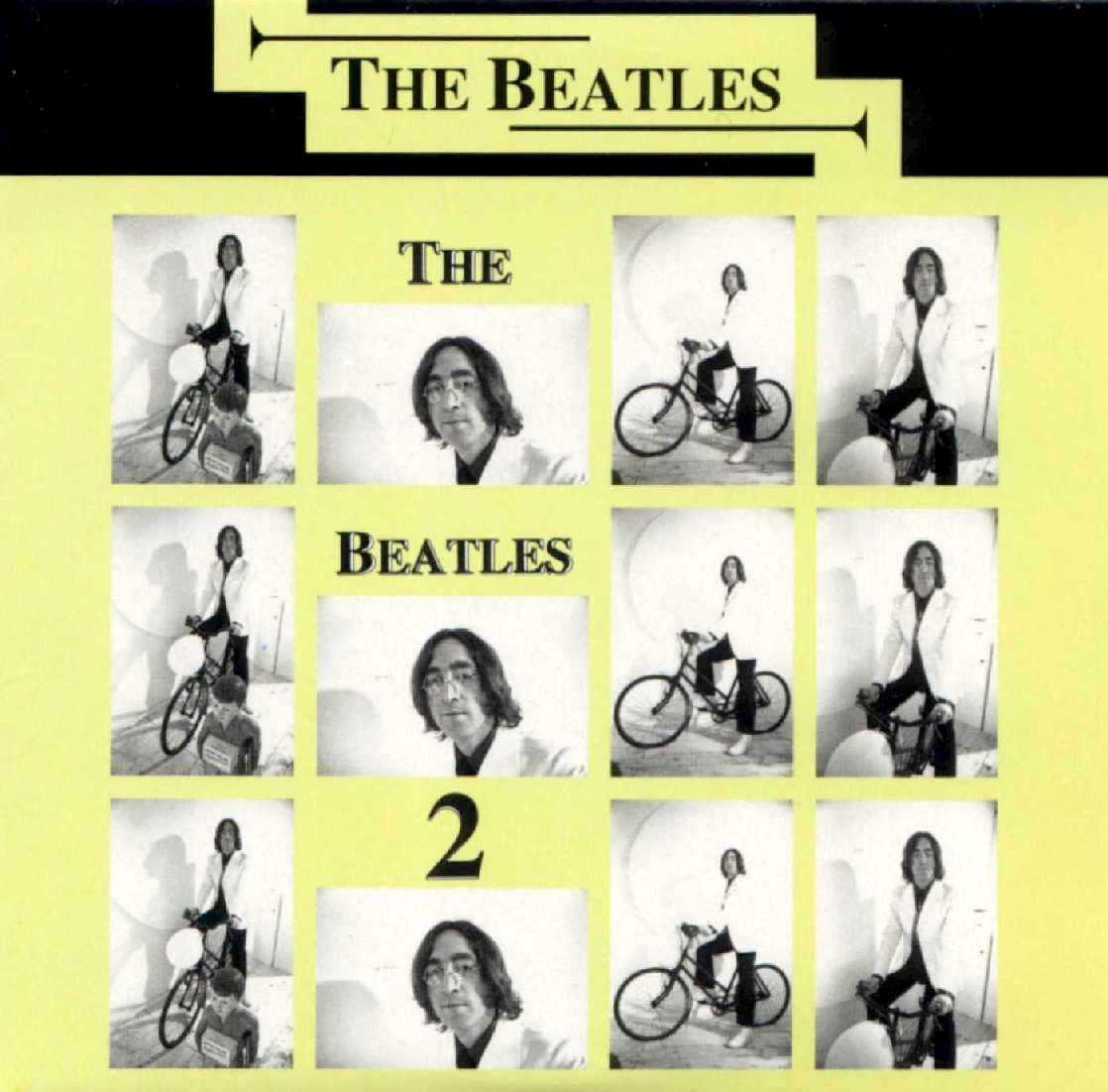 The Beatles - Another Phase - White Album Disc 2