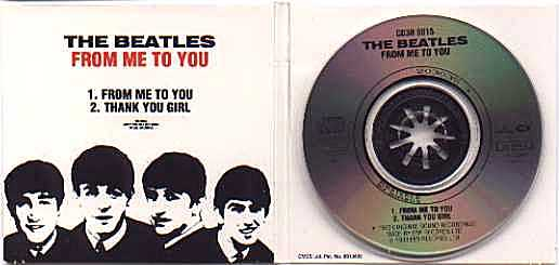 Beatles Thank You Girl