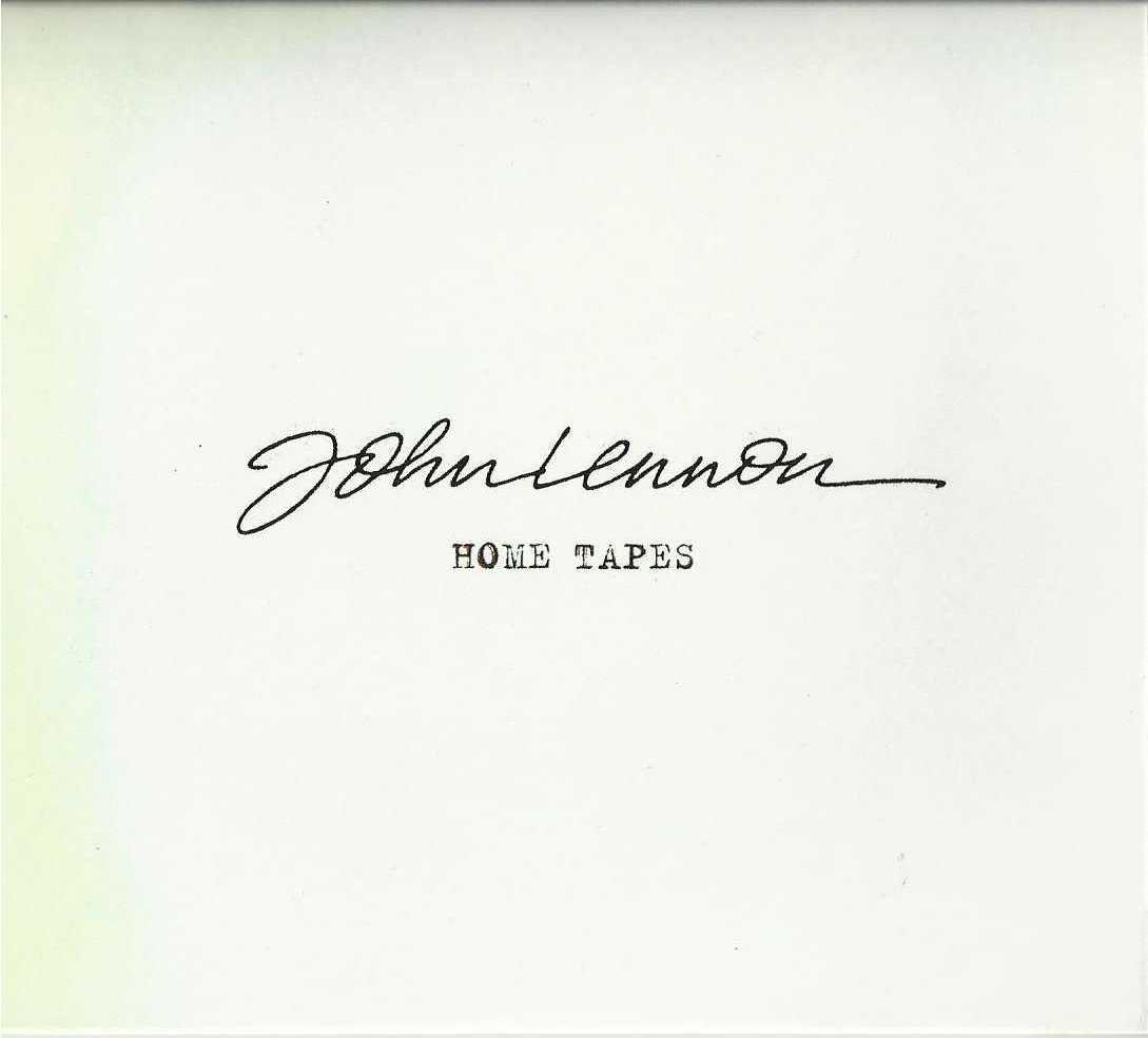 John Lennon Signature Box
