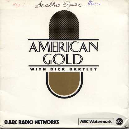 American gold dick bartley