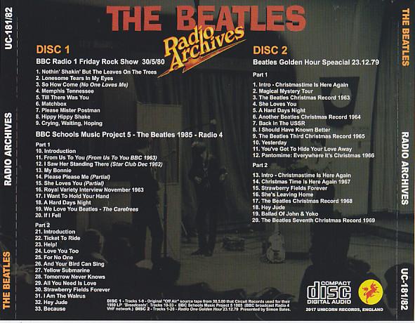 The Beatles - Radio Archives
