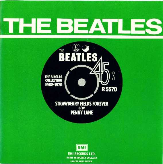 The Beatles Vinyl Singles Parlophone