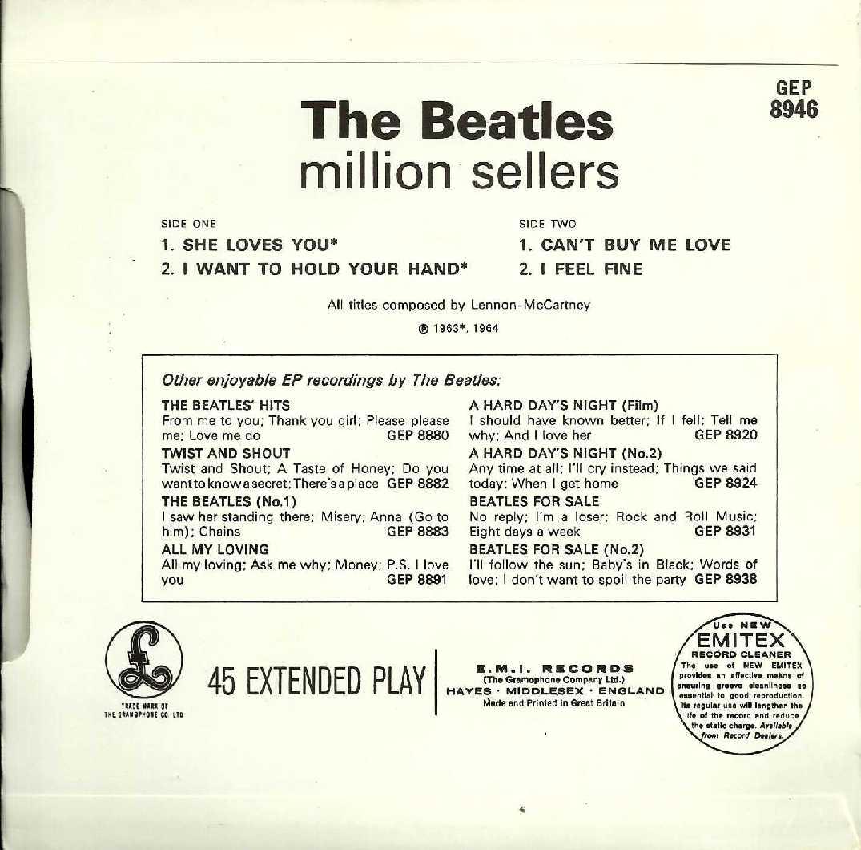 The Beatles Long Tall Sally Ep Vinyl Long Tall Sally Ep